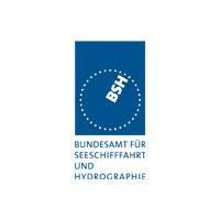 Logo Bundesamt für Seeschiffahrt u. Hydrographie